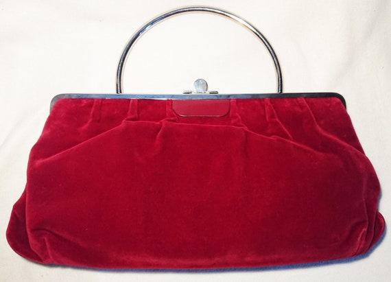 Evening Vintage Bag. Vintage Evening bag. 1940.