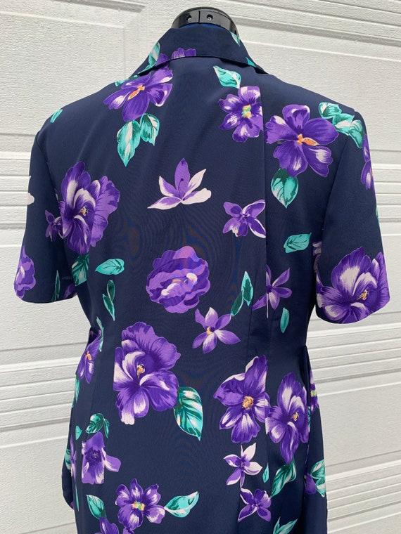 Vintage Hawaiian Dress - image 7