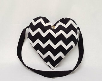 Heart Evening Bag