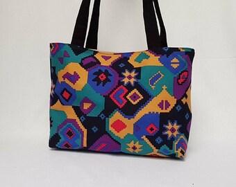 Colourful Tote bag