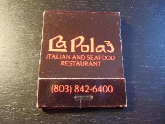 La Polas Italian And Seafood Restaurant Hilton Head Sc Etsy