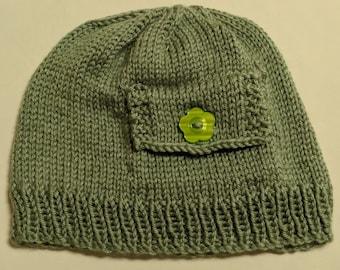 1f67de18f52 Child s Pocket Hat Extra Large