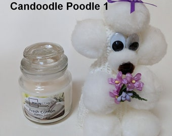 Oodles of Poodles - Candoodle Poodles, Candles, Poodle Gifts, Hostess Gifts, Candle Gifts, Poodle Accessories, Teacher Gift