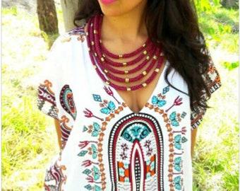 Maxi Summer Dress