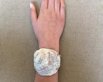 Long Ago Seashell Bracelet