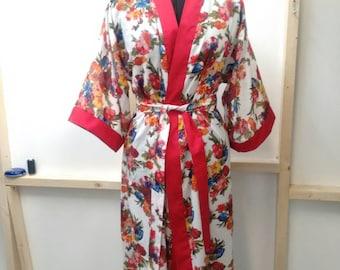 Spring Flowers Kimono