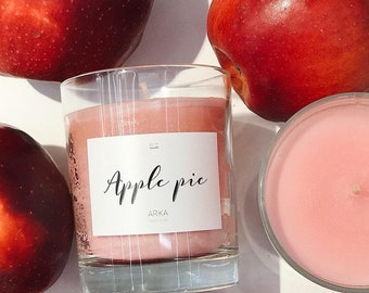 Candle «Apple pie»