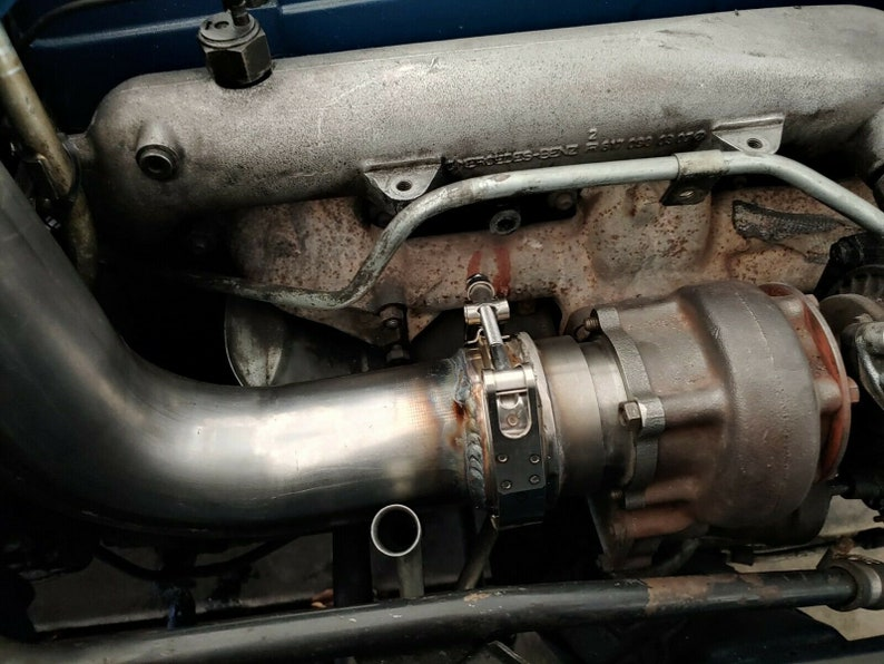 Mercedes Benz OM617 Turbo Diesel 3