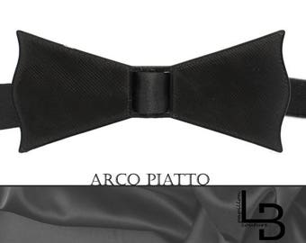 Bow bow tie 3d-Black