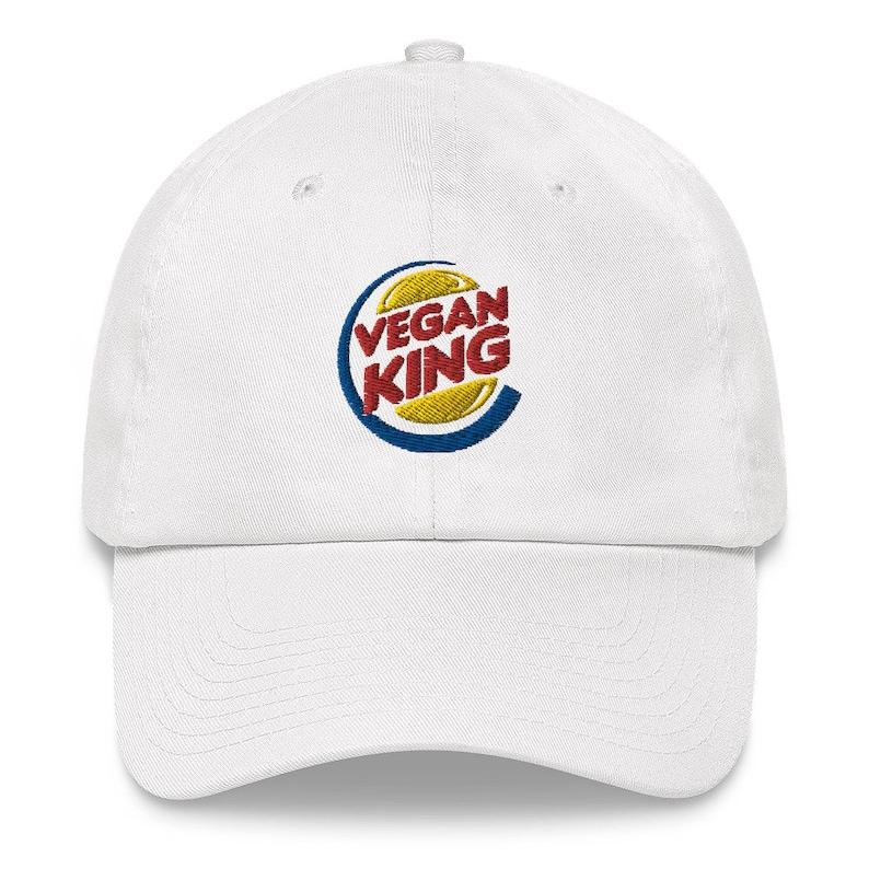 VEGAN KING Dad Hat