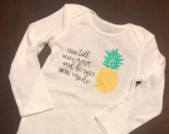 Pineapple Bodysuit