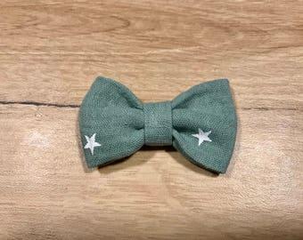Star hair clip