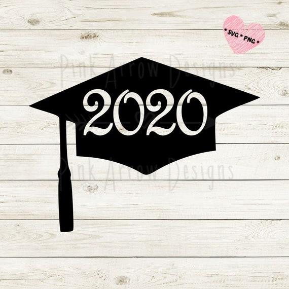 Graduation Cap Svg Grad Cap Svg 2020 Graduation Svg 2020 Etsy