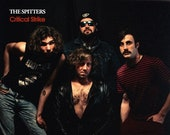 The Spitters - Digipack - Critical Strike