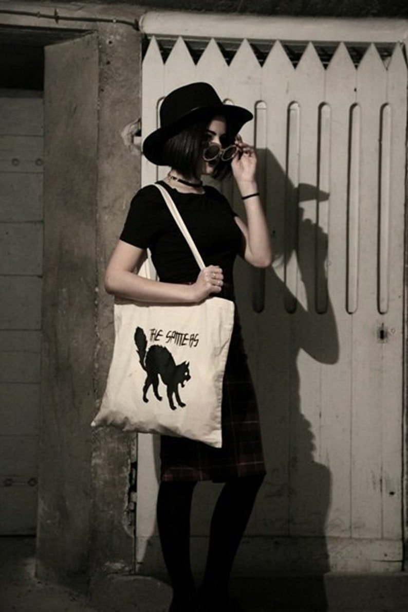 The Spitters  ToteBag image 0