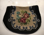 Needlepoint 2-Sided Purse or Pillow