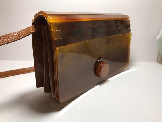Vintage Italian Handbag