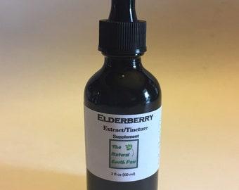Elderberry Extract/Tincture, Elderberry Tincture, Elderberry Extract, Elderberry Supplement