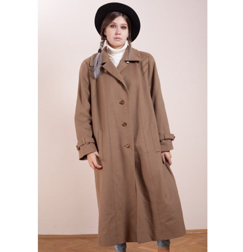 Vintage wool coat\u2022 Vintage cloak\u2022 Long coat\u2022Great coat\u2022 Womens Maxi coat\u2022 wool coat women\u2022Vintage clothing\u2022 oversized coat\u2022Woolen overcoat