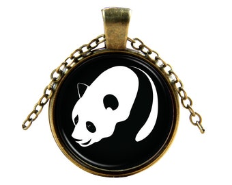 Panda Necklace - Panda Pendant - Jewelry Accessories