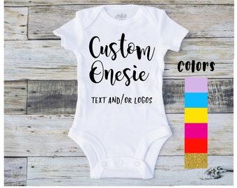 7513b9996ced Custom onesie
