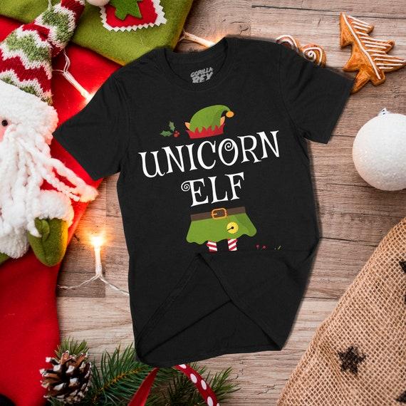 Unicorn Elf Shirts Family Matching Shirts Matching Shirts  39f7f8c30
