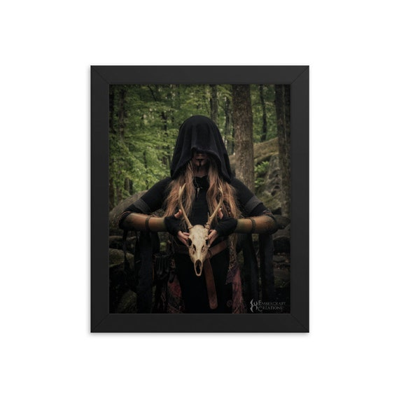 "The Ritual - Framed Poster, 8""x10"""