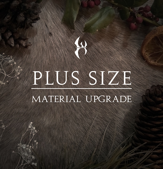 Plus Size Material Upgrade