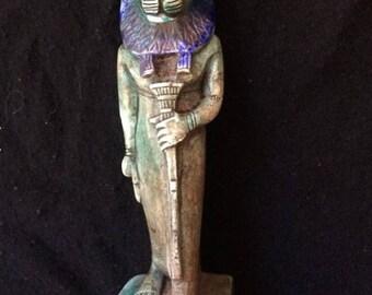 statue Sekhmet 15 cm