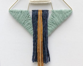 Diamond Weaving
