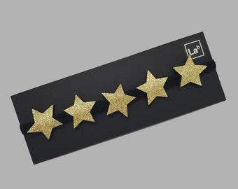 Gold Star Hair Band