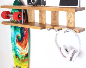 Skateboard Rack Holder   Organizer 7873d499f11