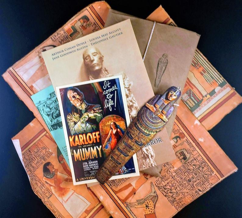 The Pharaoh's Curse Pack  ancient Egyptian mummy history image 0