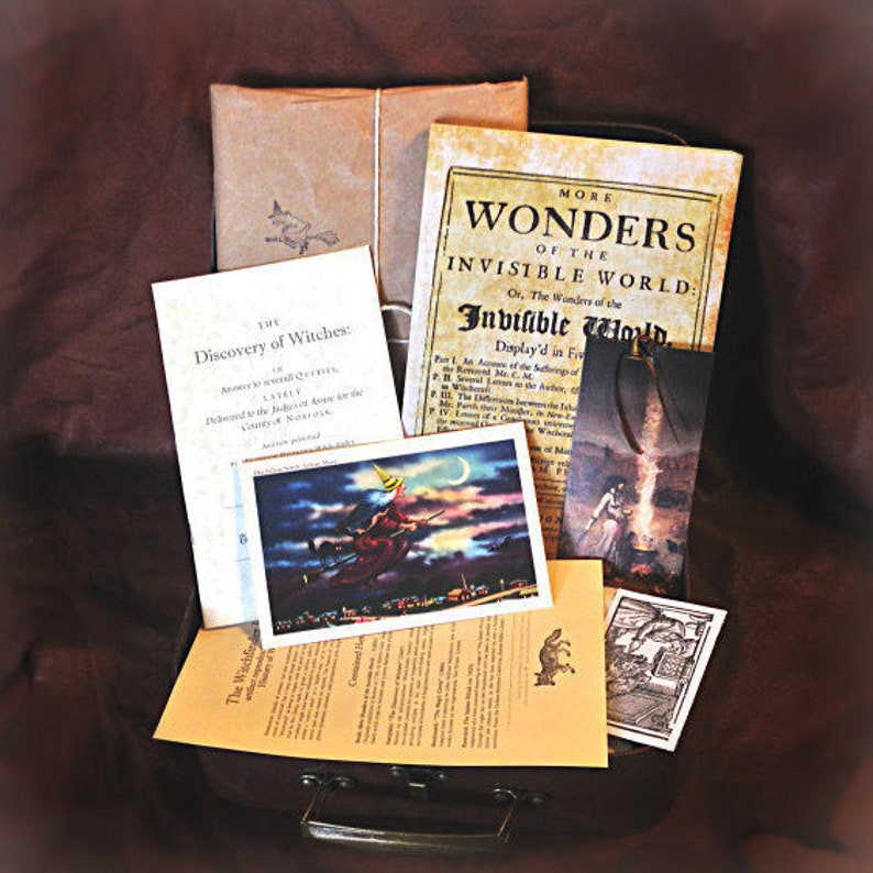The Witchfinder Pack  artifacts from the history of image 0