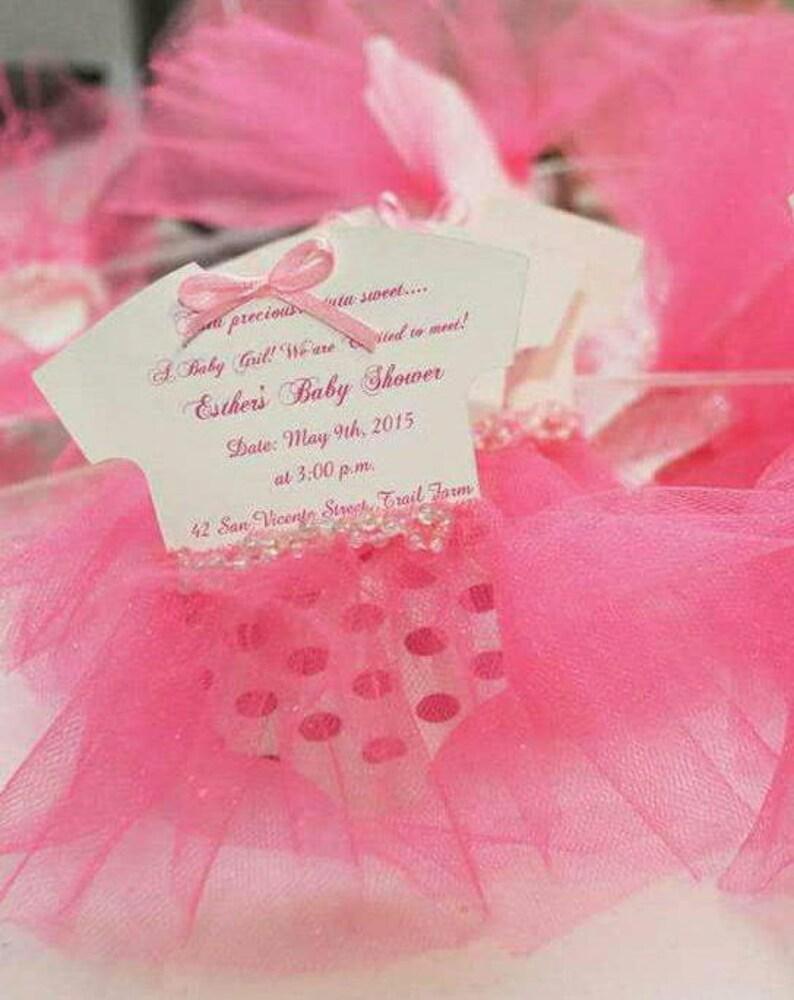 Tutu Invitations Ballet Party Baby Shower Tutu Invitations Etsy