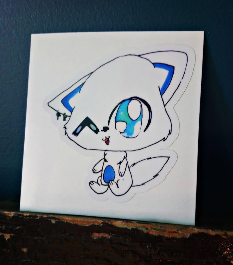Howly 3 Vinyl Sticker image 0