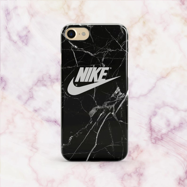 d6529f68fb1a4 Inspired Nike iPhone 8 Case Marble Case Nike Case iPhone X Case iPhone 8  Plus iPhone 7 Samsung S7 S8 iPhone 6s iPhone 7 Plus iPhone 5 5s SE