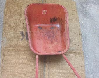 Vintage child's wheelbarrow