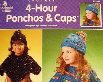 Ponchos and Caps