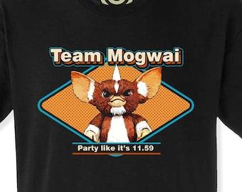 e18e5a23 Gremlins ParodyTeam Mogwai Funny Men's T-shirt