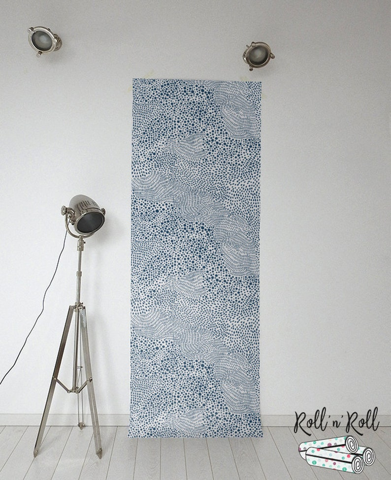 Wallmurals  #154 Wall mural Removable wallpaper or traditional wallpaper Spots wallpaper Abstract dots wallpaper Dalmatian