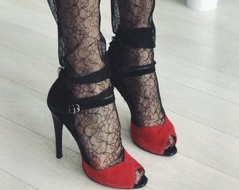 Tulle Socks/ Lace Socks