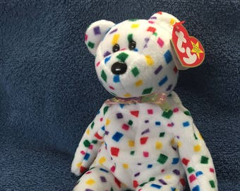 5f7f2fc959f Extremely Super Rare Ty 2K Beanie Baby