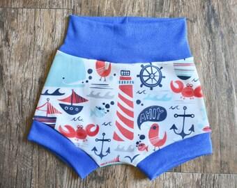 Ahoy Matey Shorts