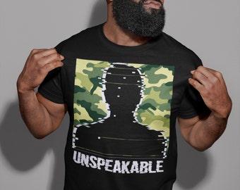 Unspeakable | Etsy