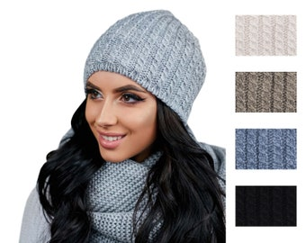 Hat beanie scarf  f739b2f7f1f2