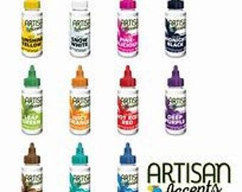 Artisan Accents Gel Colors