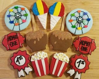 County Fair cookies