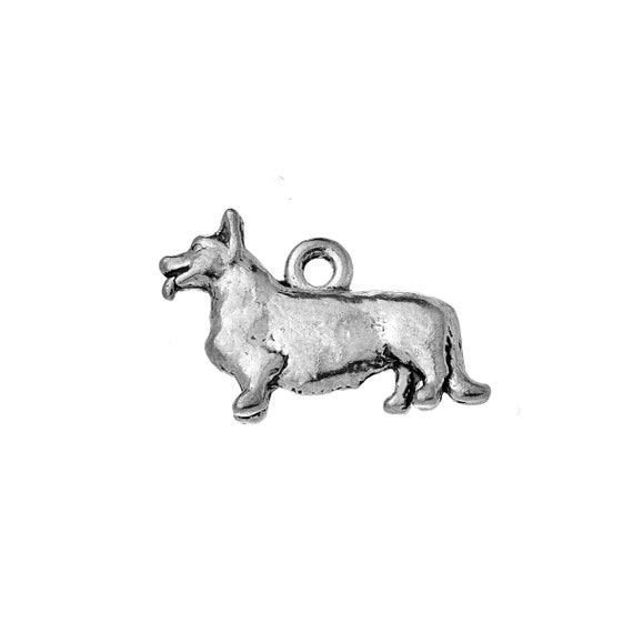 Pembroke Dog Show Ring Clip by Curiosity Crafts Welsh Corgi