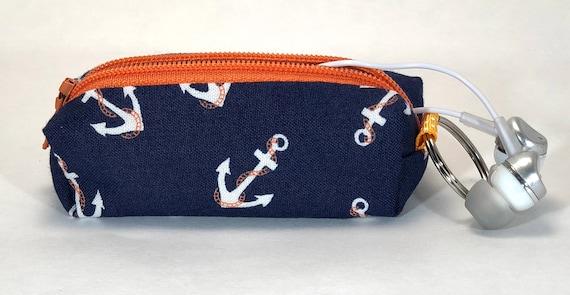 Graduation Earbuds Essential Oil Lip Balm Zippered Bag Key Chain Backpack #3 Lipstick Teacher Gift Graduation Gift